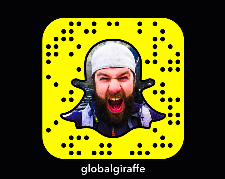Snapchat Global Giraffe