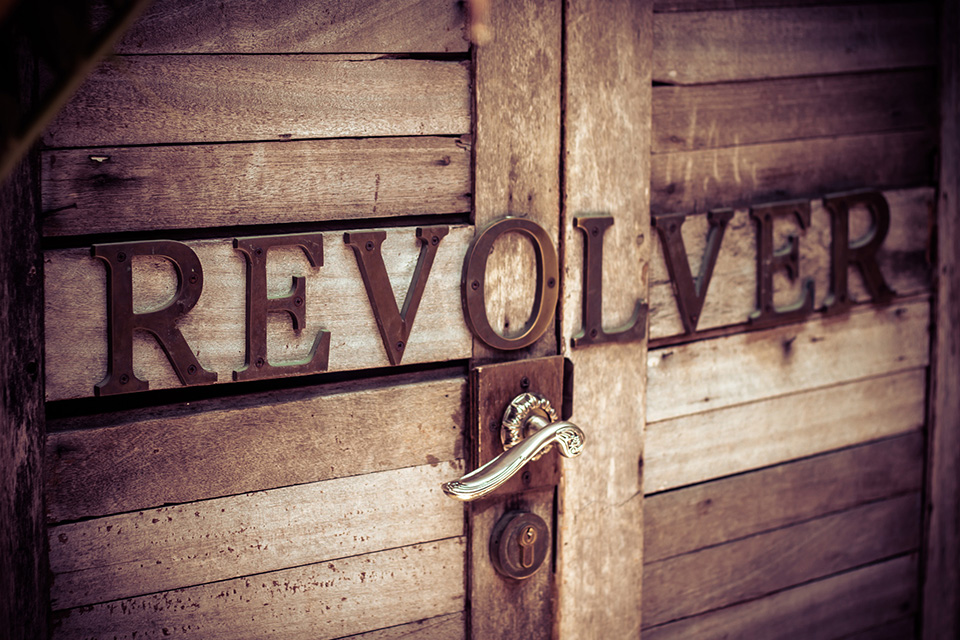 Entrance to Revolver