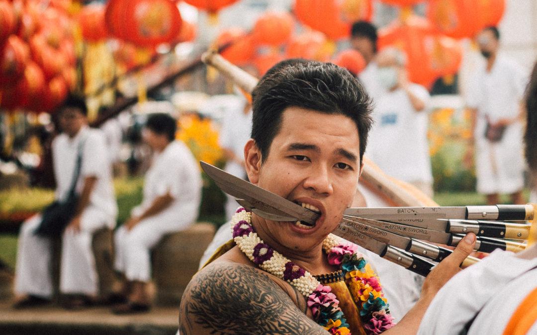 Phuket Vegetarian Festival, Thailand's most unique festival