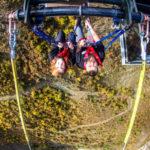 A New Zealand Must Do - AJ Hackett Nevis Swing